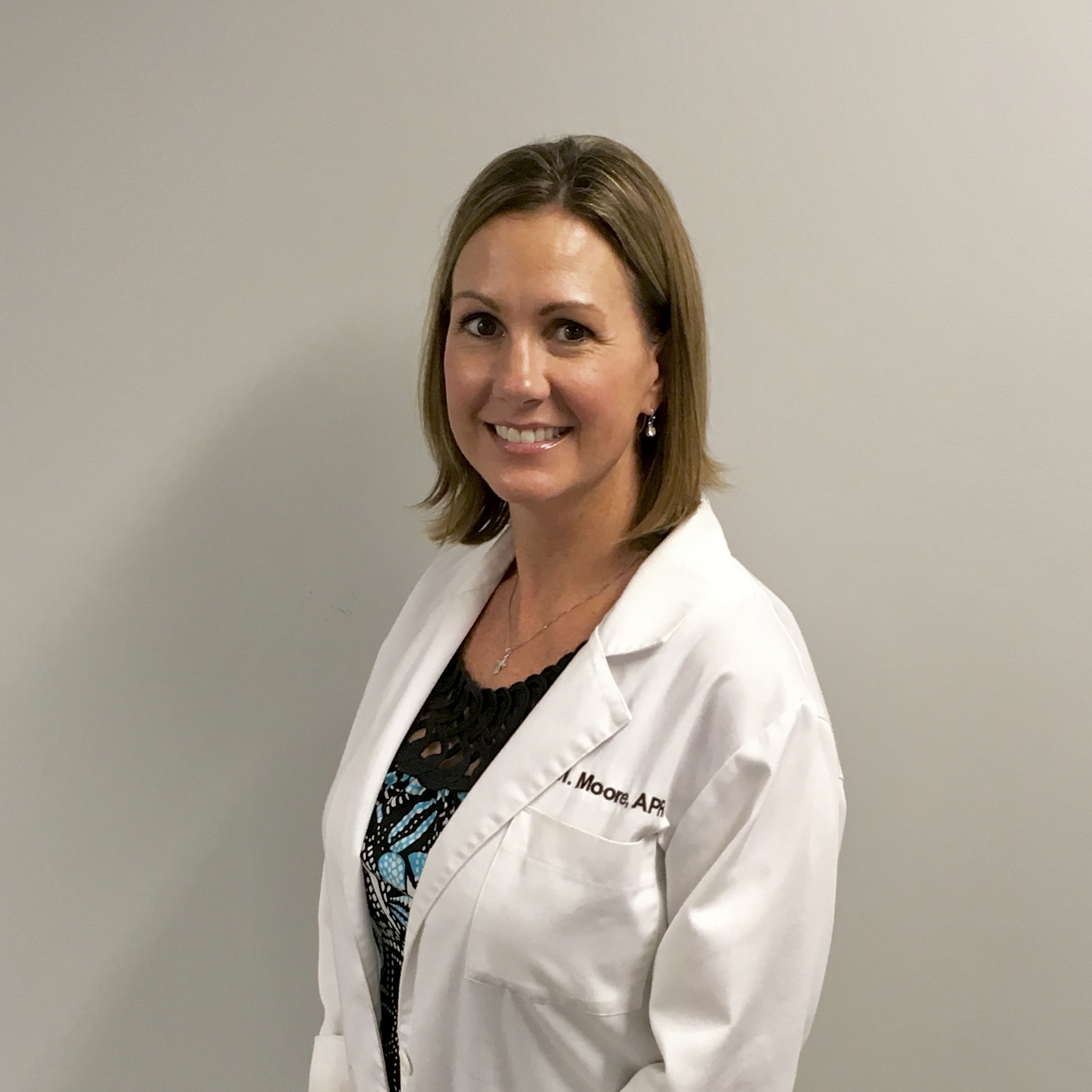 Melanie Moore, APRN (click for more info)